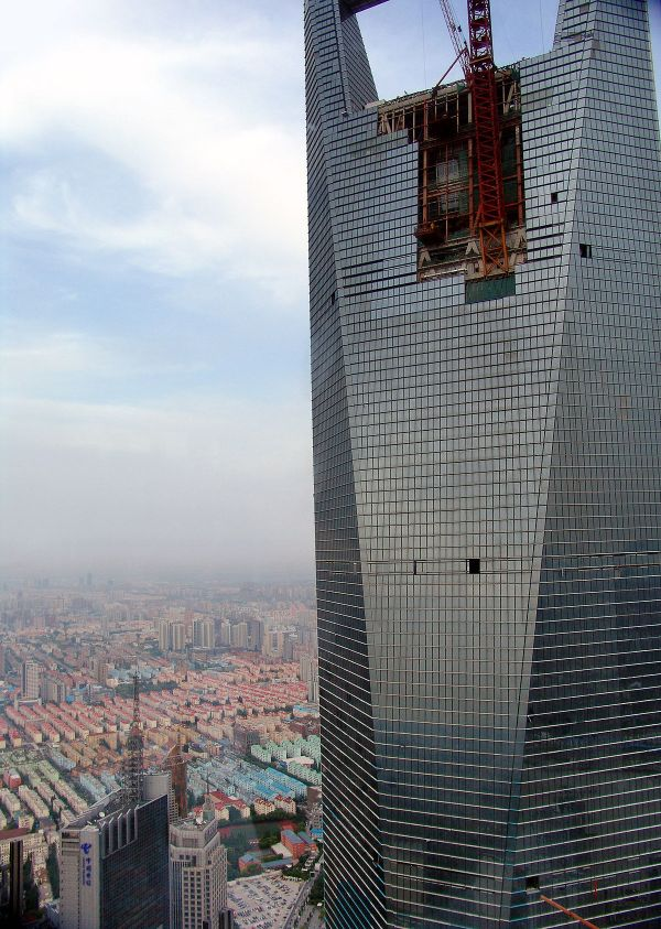Shanghai World Financial Center - Simple English Wikipedia