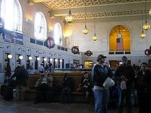 Union Station New Haven  Wikipedia