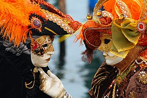 I took these photos at the 2010 Carnevale in V...