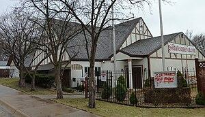 English: Westboro Baptist Church in Topeka Kansas