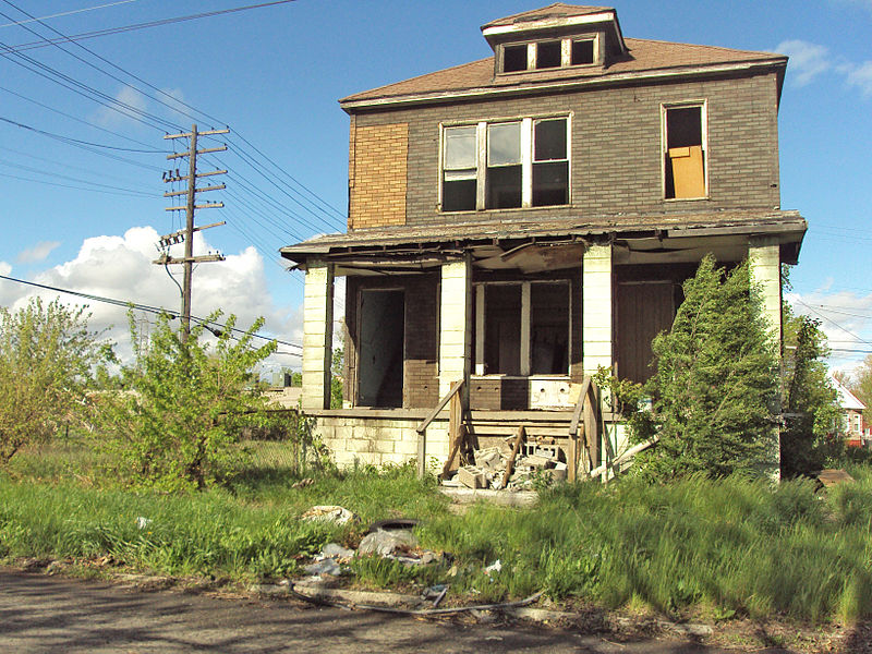 House in Detroit