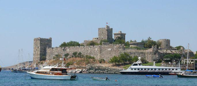 Bodrum castle 3