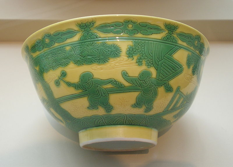 File:Bowl with boys playing in courtyard Asian Art Museum SF B60P1445.JPG