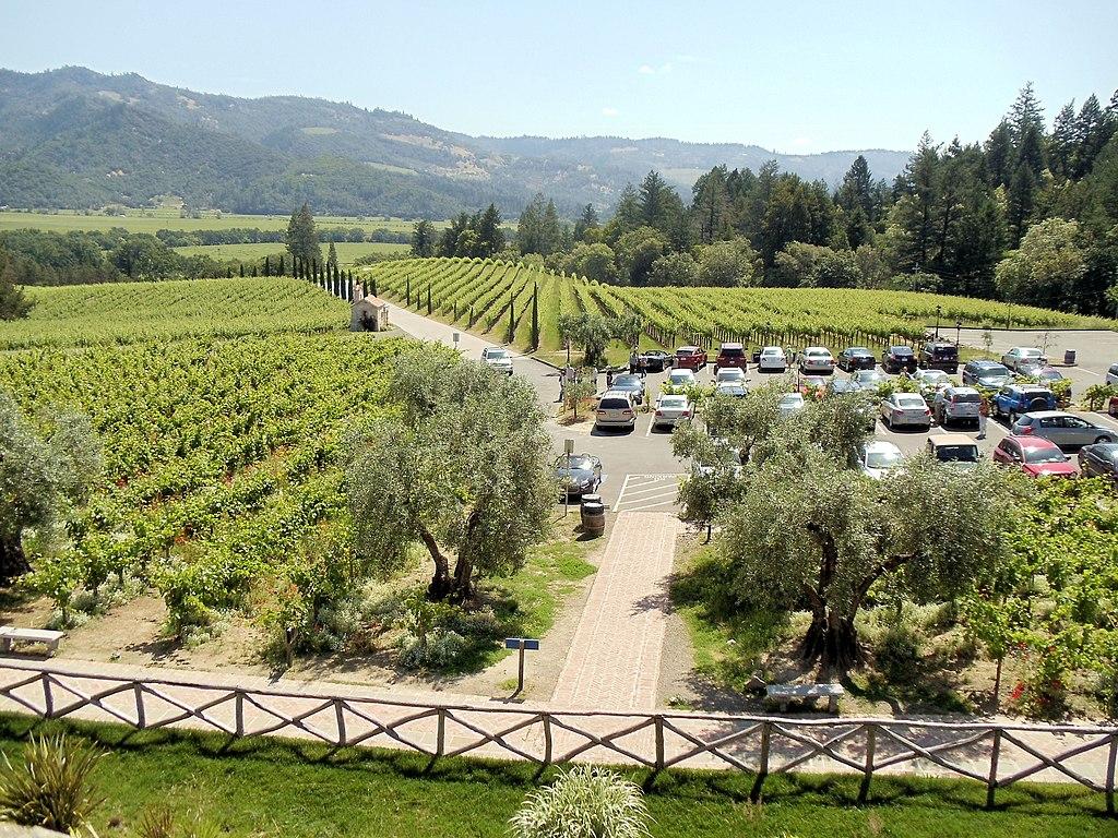 FileCastello di Amorosa Winery Napa Valley California