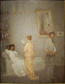 James Abbott McNeill Whistler  Wikipdia