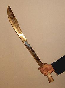 寶刀 - 複製刀子