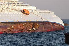 costa concordia disaster wikipedia
