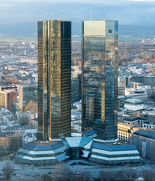 Frankfurt Deutsche Bank Headquarters.20140221