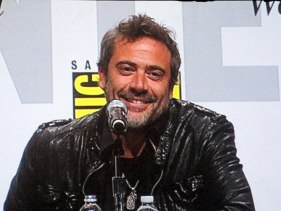 Actor Jeffrey Dean Morgan at The Losers film p...