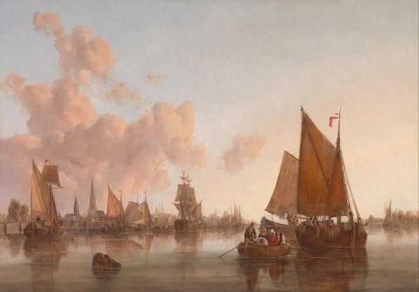 Berney John Crome Paintings