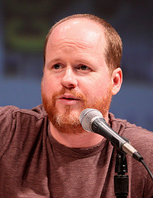 Joss Whedon at the 2010 Comic Con in San Diego