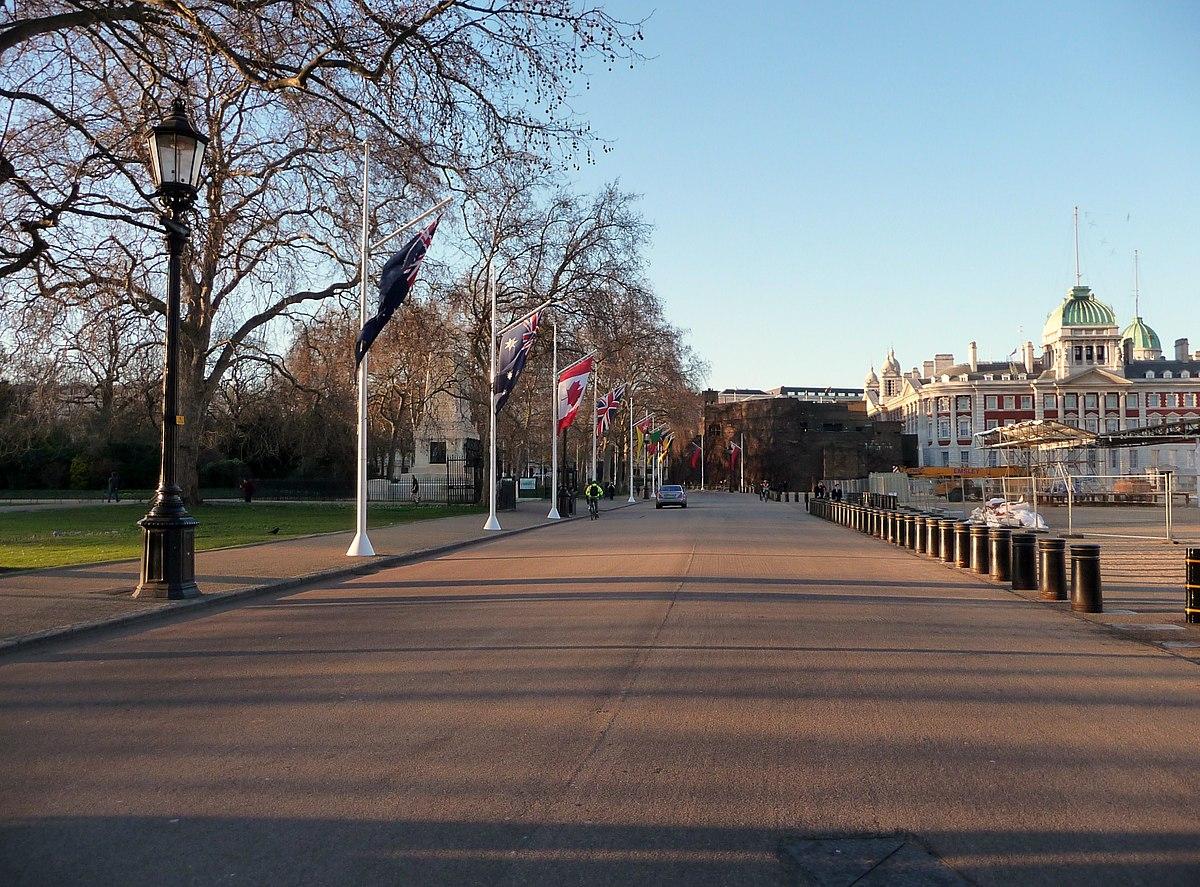 Horse Guards Road  Wikipedia