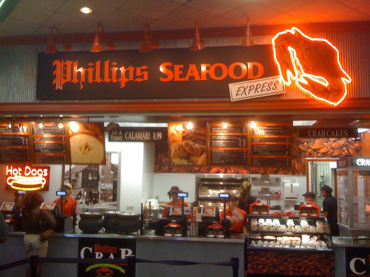 Phillips Foods Inc and Seafood Restaurants  Wikipedia