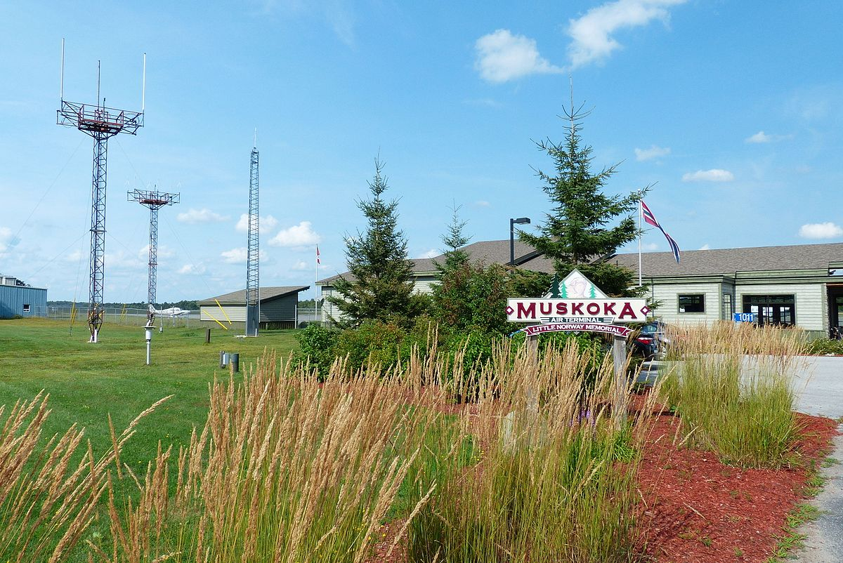 Muskoka Airport  Wikipedia