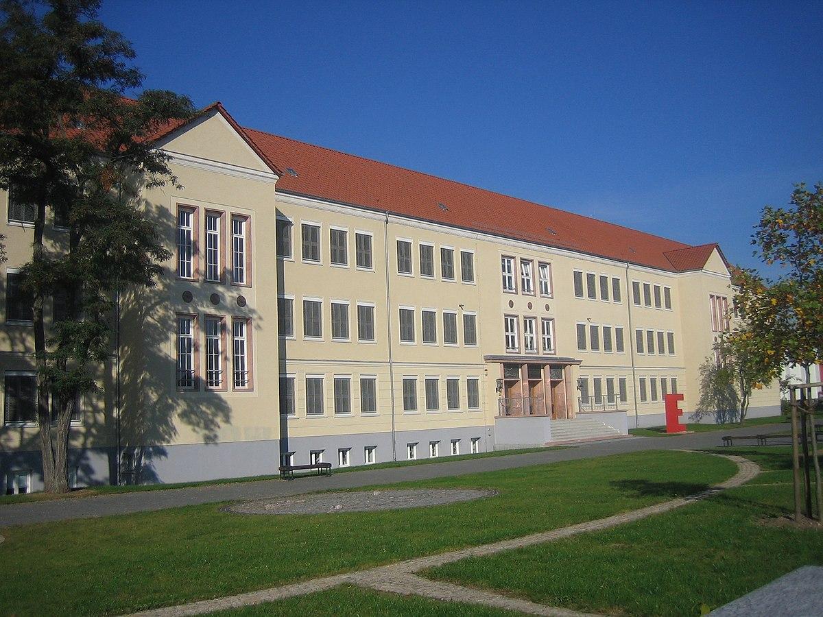 Albert Einstein Gymnasium Neubrandenburg Wikipedia