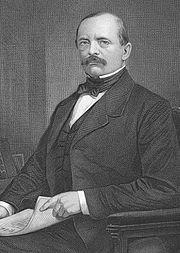 O Chanceler Bismarck