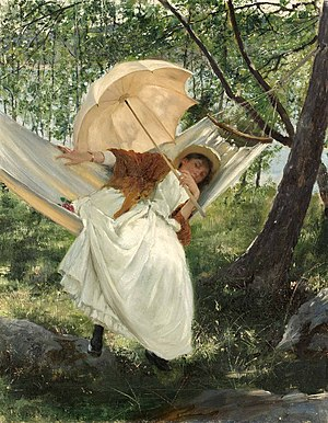 Laziness (1887)