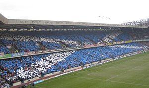 Scottish rugby match