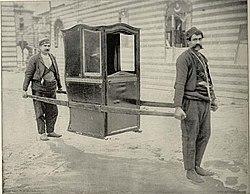 sedan chair rental coral sashes for sale litter vehicle wikipedia a turkish tahtirevan 1893 an english