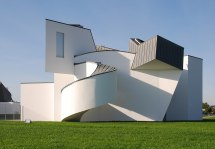 Frank Gehry Vitra Design Museum