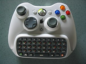 Microsoft Xbox 360 Wireless Controller with Me...