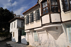 English: Old town - Xanthi - West Thrace, Gree...