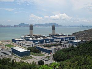 龍鼓灘發電廠 - 維基百科,自由的百科全書