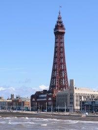 Blackpool Tower - Wikipedia