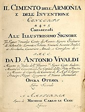 Les 4 Saisons De Vivaldi : saisons, vivaldi, Quatre, Saisons, Wikipédia