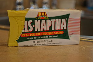 English: Fels-Naptha