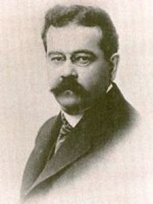 Charles Fort in 1893: He coined the word 'teleportation', inspired the term 'Bermuda Triangle', and popularized UFOs