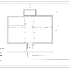 How To Read A Wiring Diagram Symbols 2001 Ford Focus Fuse File:foundation Floor Plan - Ellis Island, Contagious Disease Hospital Staff House, New York ...