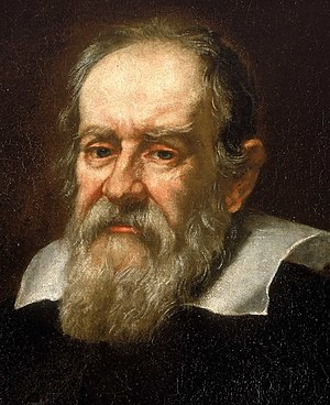 Portrait of Galileo Galilei by Justus Susterma...