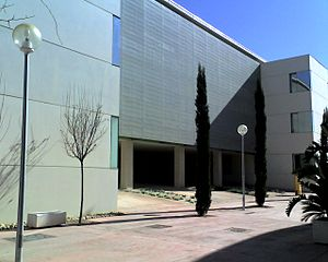 Neurosciences Institute UMH-CSIC at the Campus...