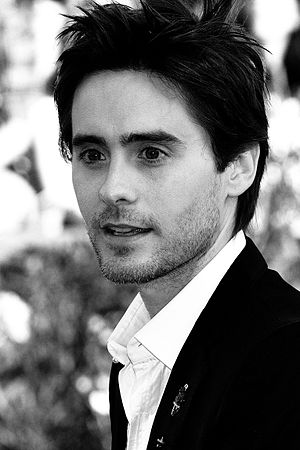 Jared Leto at the 2009 Venice Film Festival