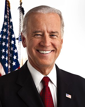 Official portrait of Vice President of the Uni...