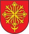 Coat of arms of Kriukai