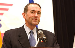 Mike Huckabee advocates ethnic cleansing