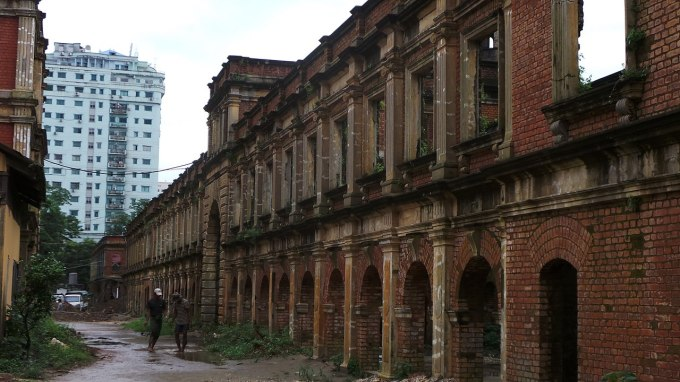 File:Ministers' Office Yangon old buildings.jpg - Wikimedia Commons