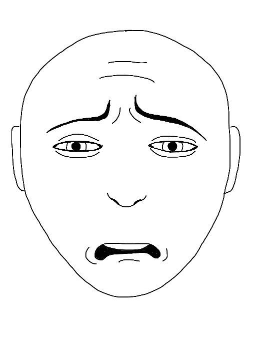 Miserable Face