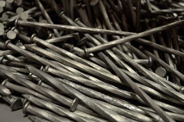 Galvanized Spiral Nails