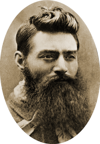 Ned Kelly - Death Mask