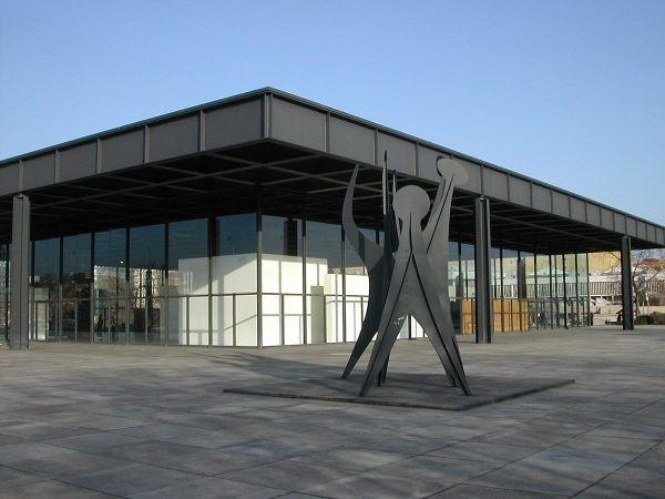 Neue Nationalgalerie - Wikipedia
