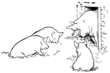 English Fairy Tales/The Story of the Three Little Pigs