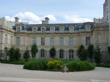 Paris Jardin Anne Frank