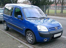 Peugeot Partner Tepee Vikipedi