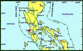 1990 Luzon earthquake  Wikipedia