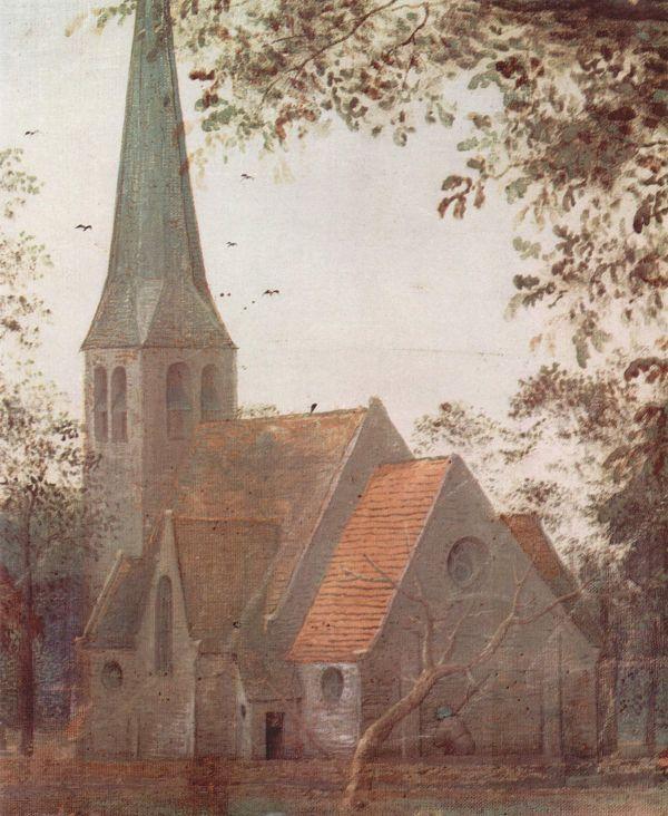 Sint-anna Church Itterbeek - Wikipedia