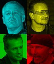 U2 montage (Pop style)