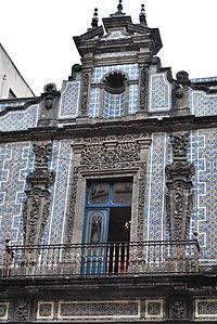 Casa de los Azulejos, Mexico , 1737